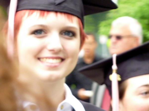 Erin's Lawrence Graduation
